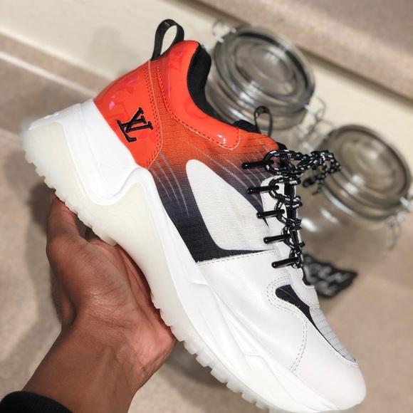8b63c9ef826 Louis Vuitton Run Away Pulse Sneaker NWT